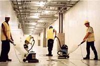 Építkezés utáni takarítás